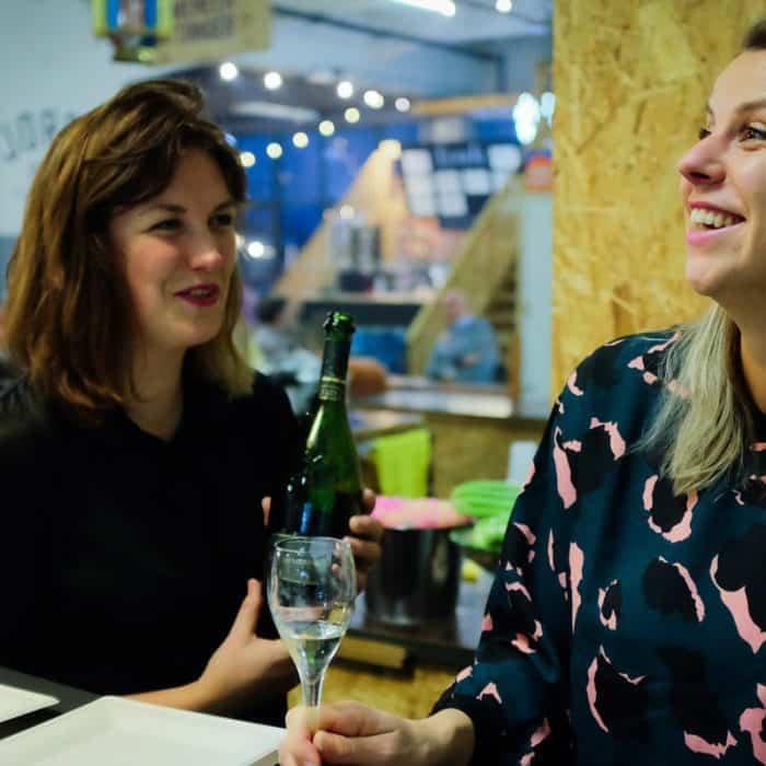 Wijnhandel Peeters & Booij Kaasmakers: Bubbels & Kaas