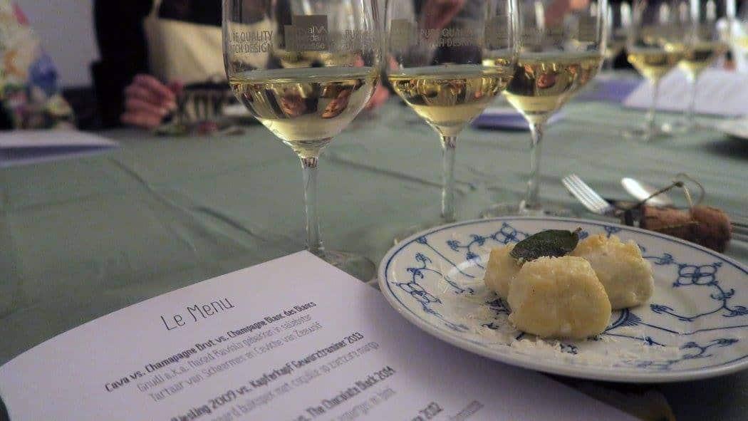 Wijnspijs: gnudi van Jamie Oliver