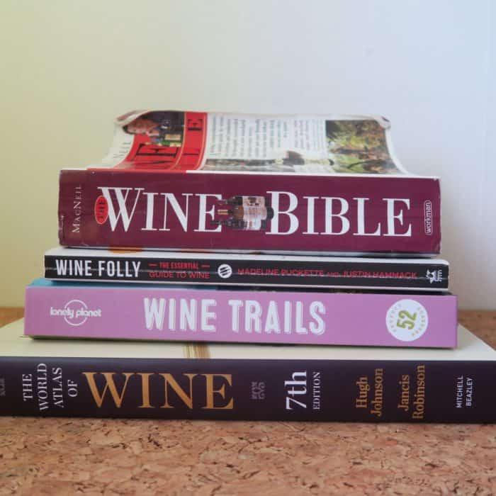 Favoriete wijnboeken van Le Club