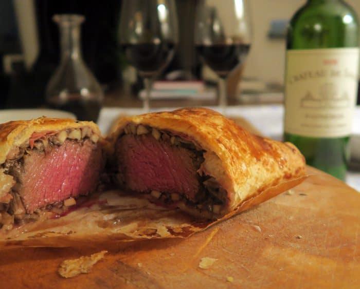 Wijnspijs: Beef Wellington & Pomerol (makkelijk recept!)