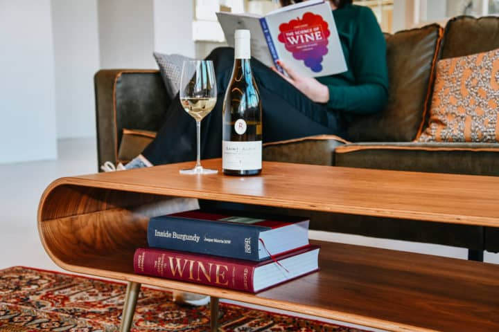 Volg een wijncursus bij Le Club des Vins