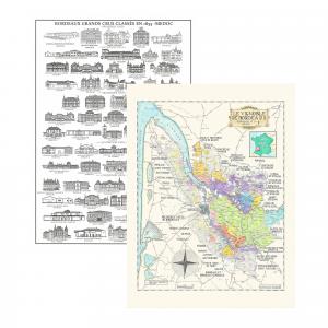 Set Grote Kastelen van Bordeaux & Vignoble Bordeaux