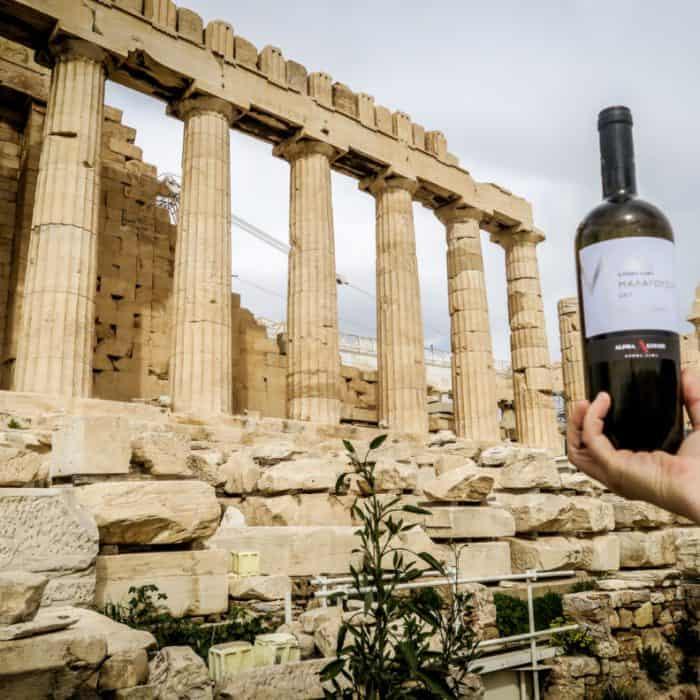 Meer over Griekse wijn…