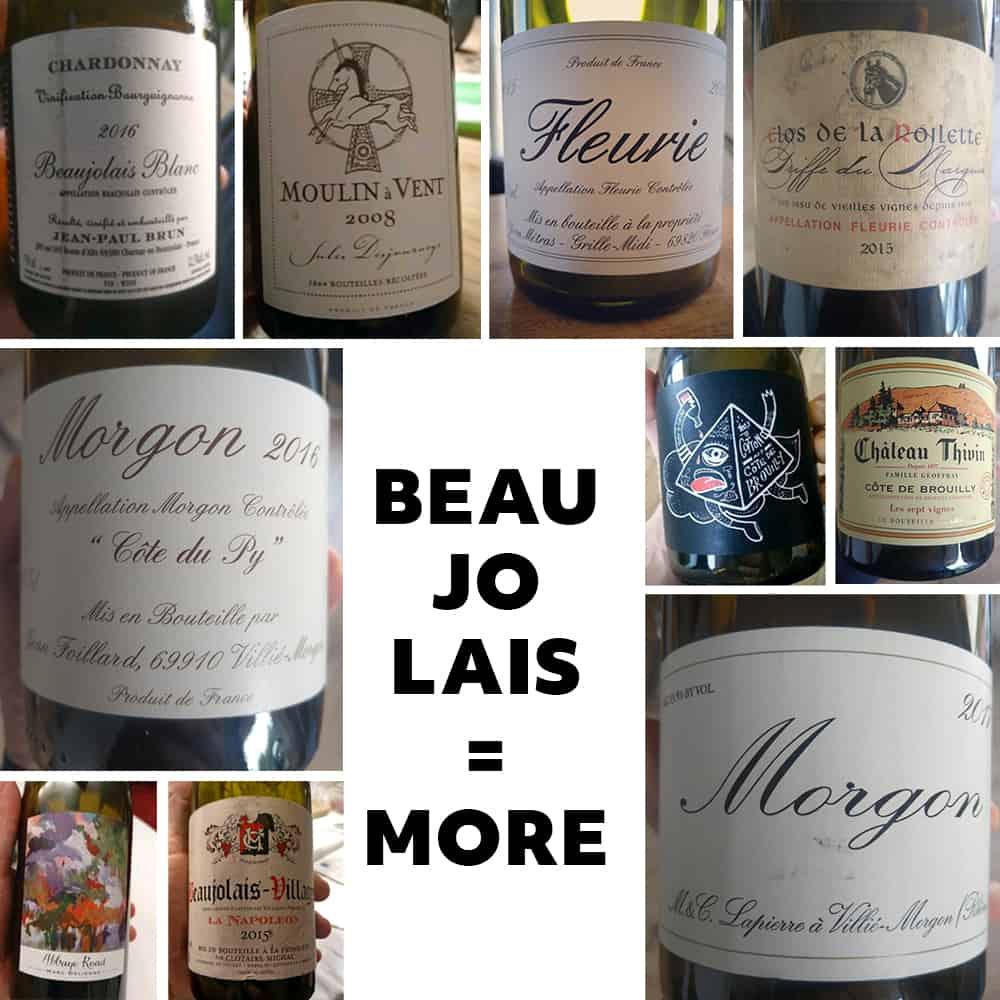 Beaujolais is more, 10 favorieten uit de Bojo