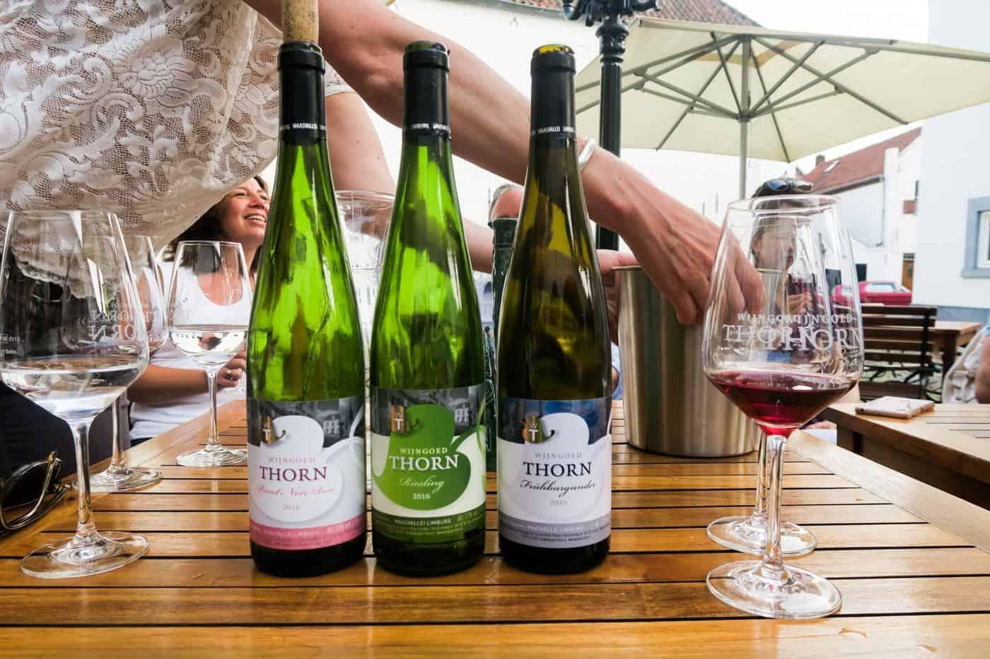 BlendWeekend: Rondje langs de wijngaarden van Limburg