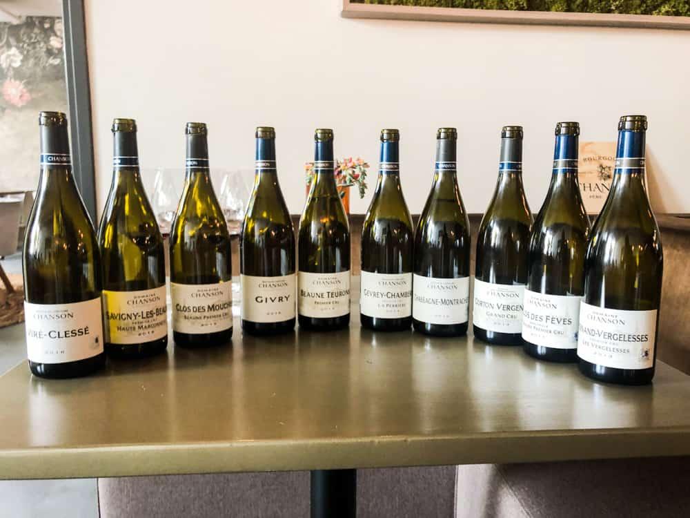 De wijnen van Chanson: een lofzang waardig