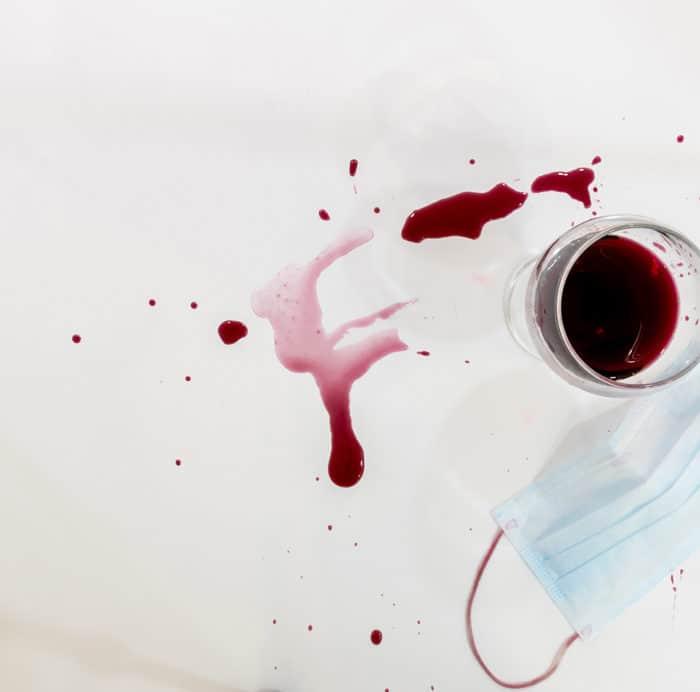 Een wijnfan in quarantaine