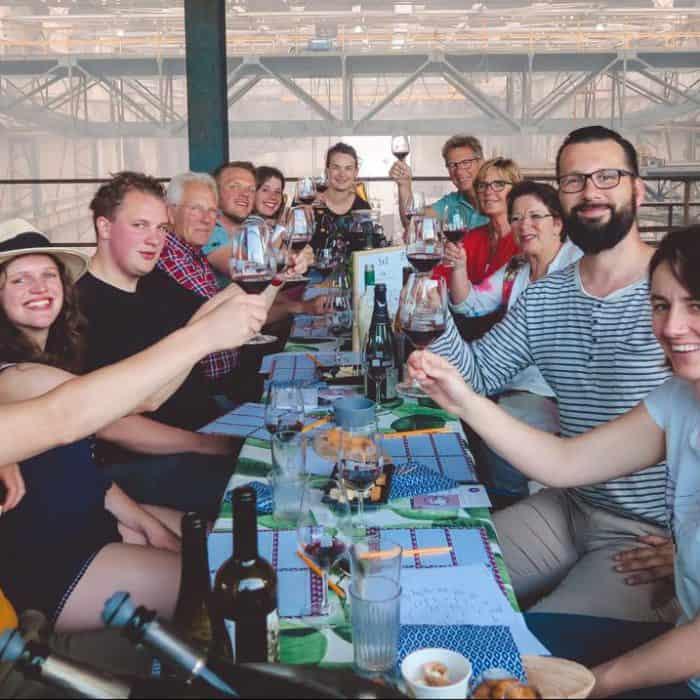 Pinksterweekend: Cuisine Machine x Le Club des Vins