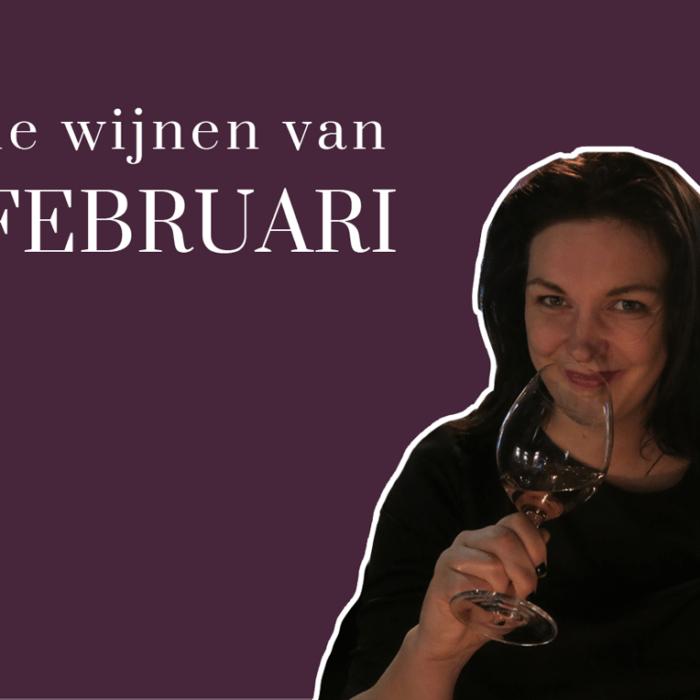 Februari 2019 – de wijnen van deze maand