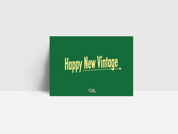 happy new vintage