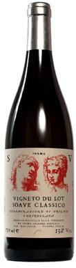 wijn van vulkanische bodems