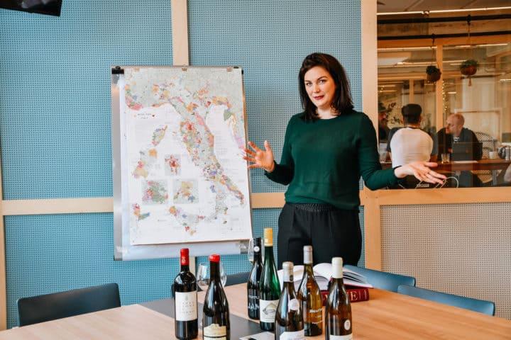 wijncursussen in rotterdam
