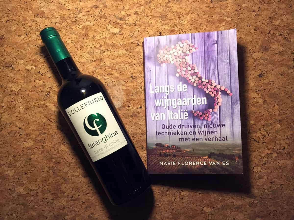 Boek: Langs de wijngaarden van Italië