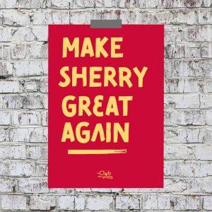 make sherry great again