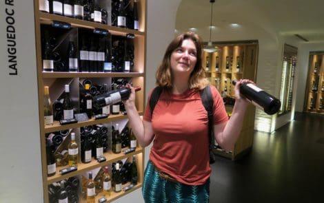wijnwinkel nadien