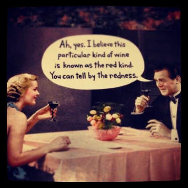 Ben je sommelier? Nee? Vinoloog dan?