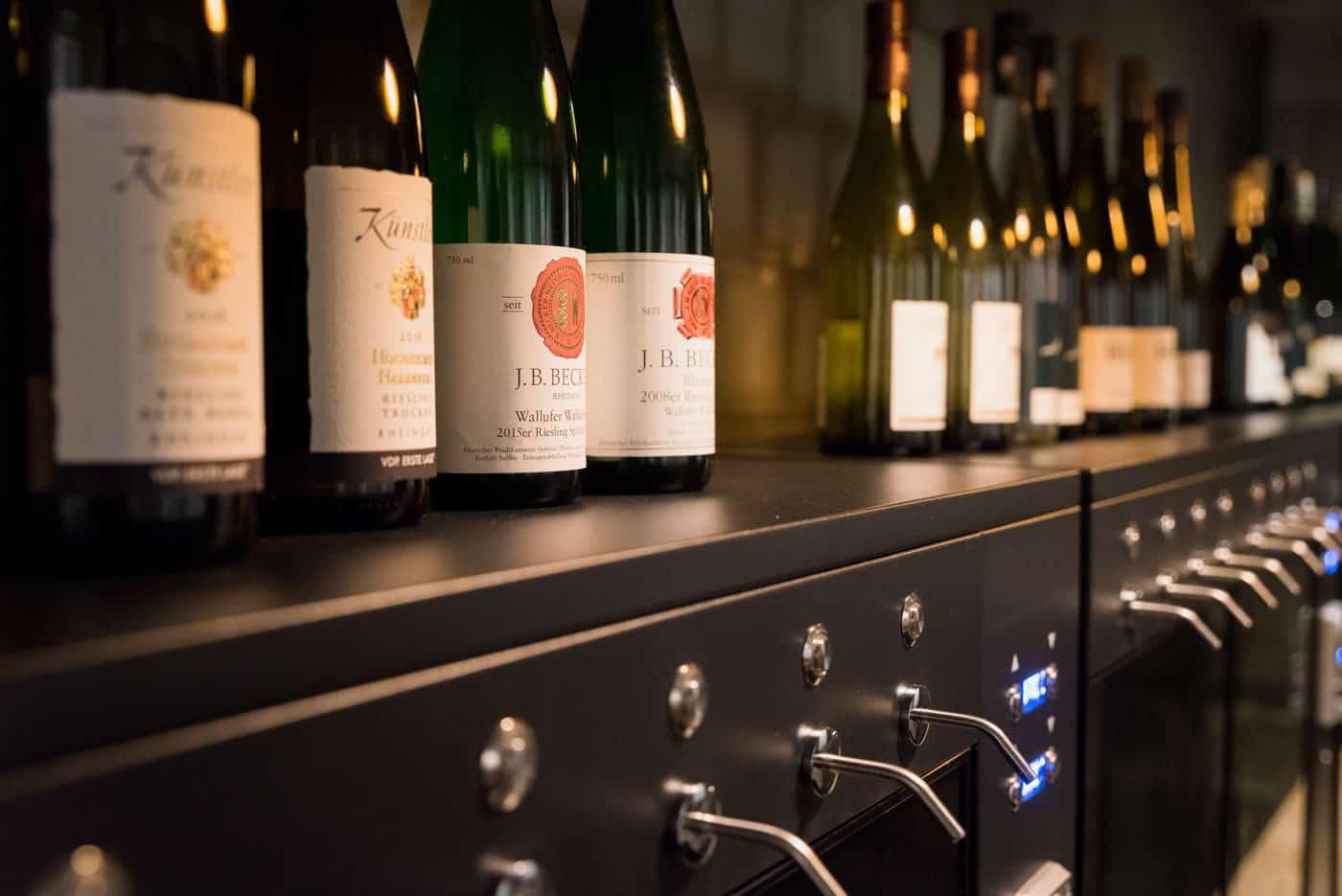 Op naar de Rheingau & Rheinhessen met BottleStops