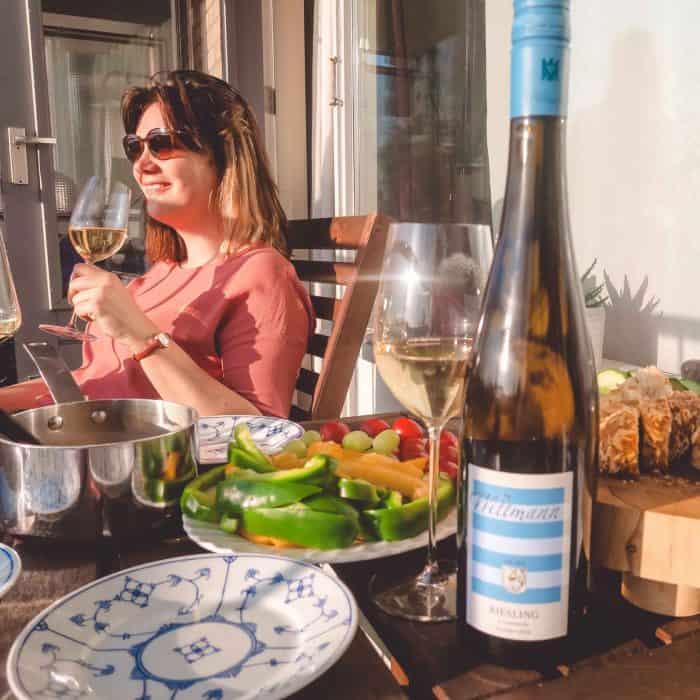 Wijnspijs: Kaasfondue en de Wittmann Riesling Trocken