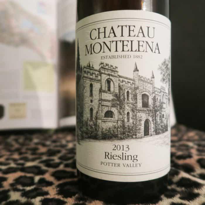 Nu in het glas | Chateau Montelena, Riesling (2013)