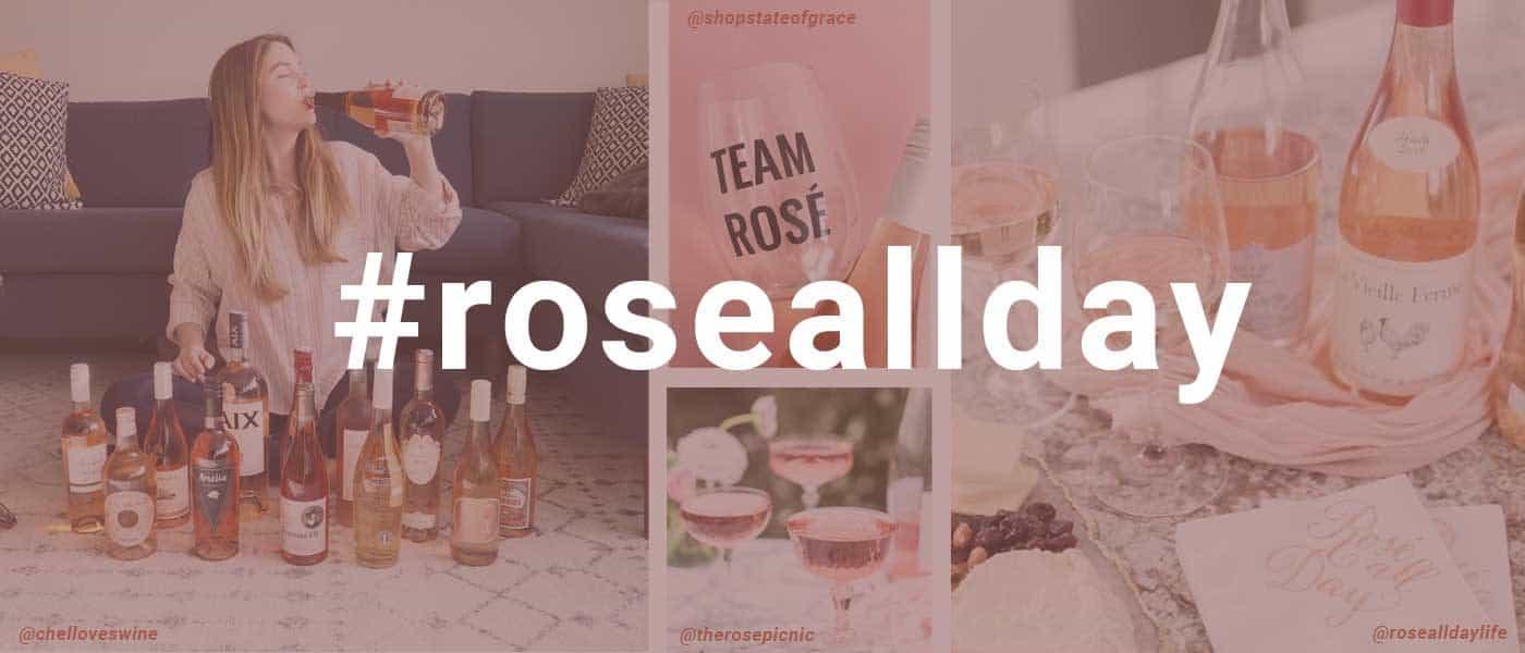 #roseallday – de rosé hype verklaard…