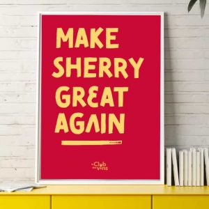 sherry poster