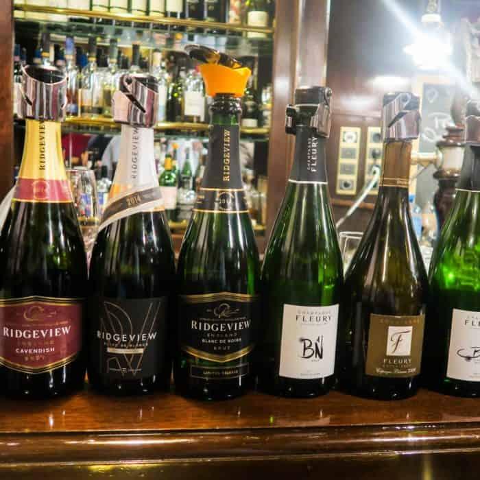 Sussex vs. Champagne: Twee zijden van het Parijse Bekken.