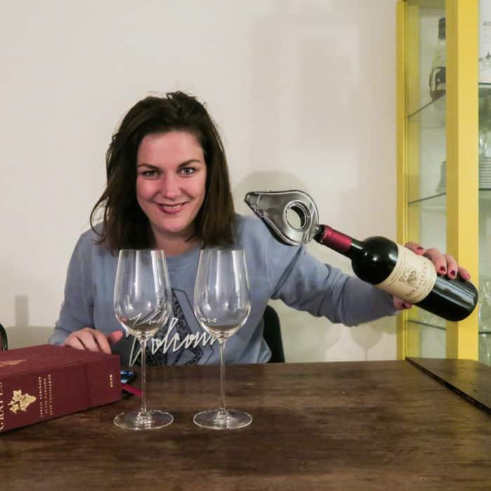 Wees de baas over de wijn met Vacu Vin