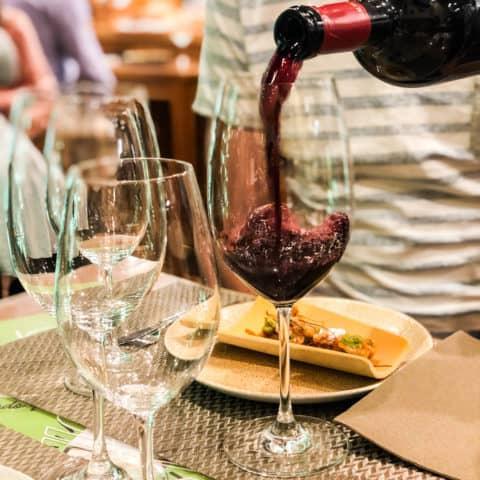 een wijnfan in valladolid
