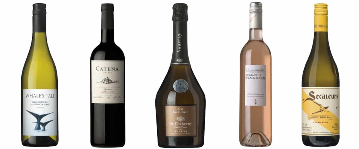 5 lekkere wijnen van Gall & Gall onder 15 euro