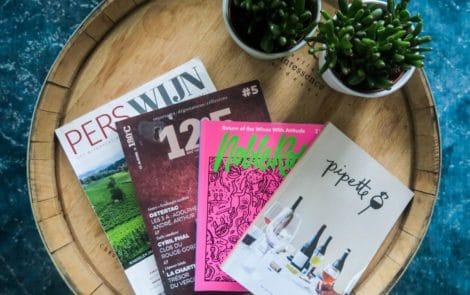 favoriete tijdschriften over wijn