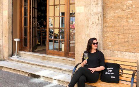 wijnbar rome