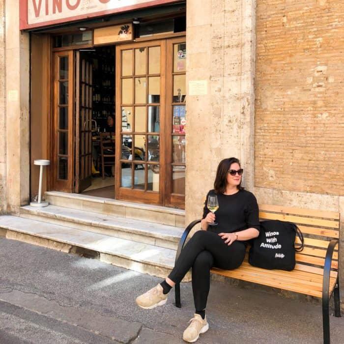 Een wijnfan in Rome: La Fiaschetta, Il Goccetto en Verso Sera.