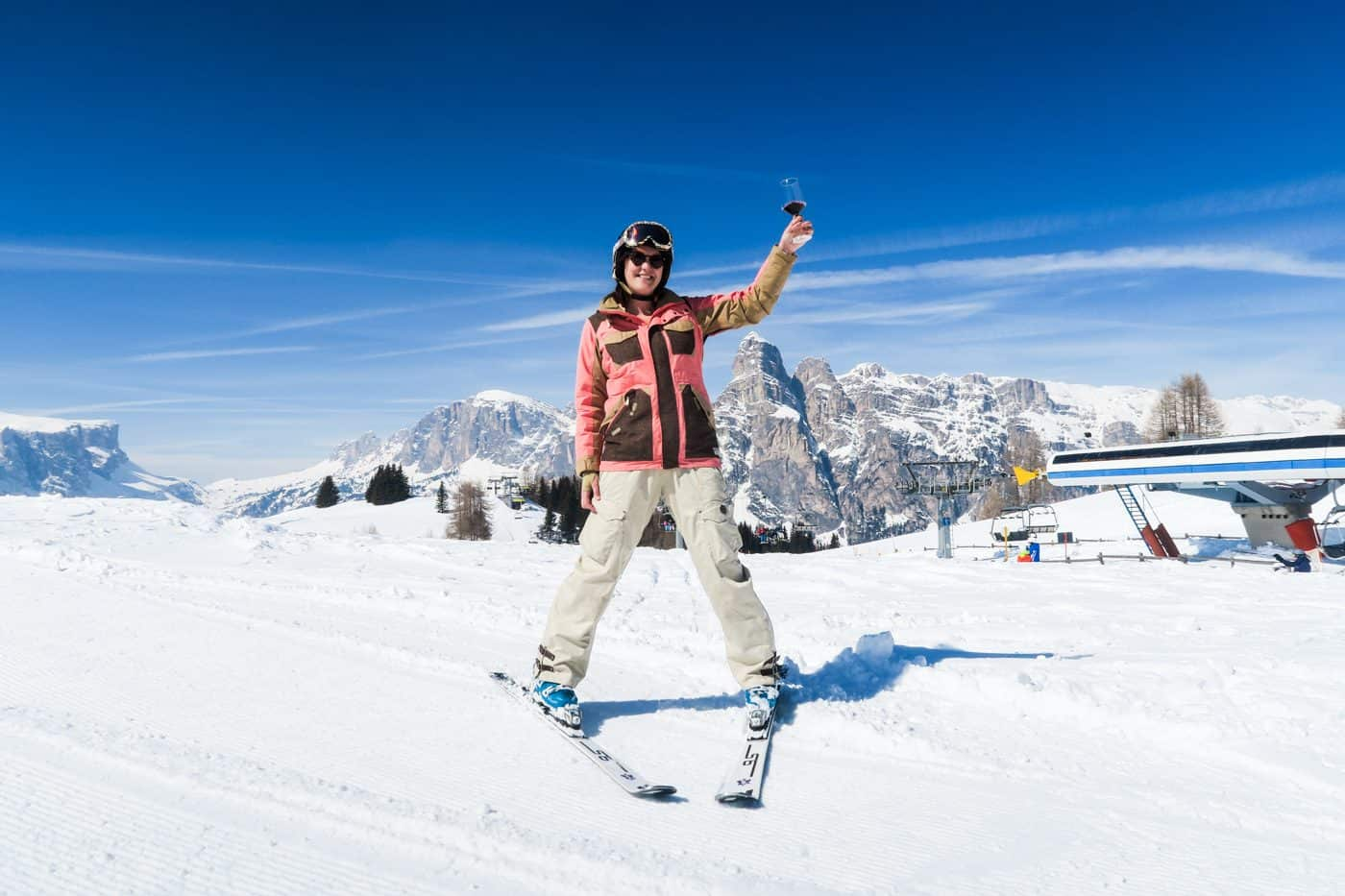 De beste wintersport ooit: Wine Ski Safari in Sud-Tirol!