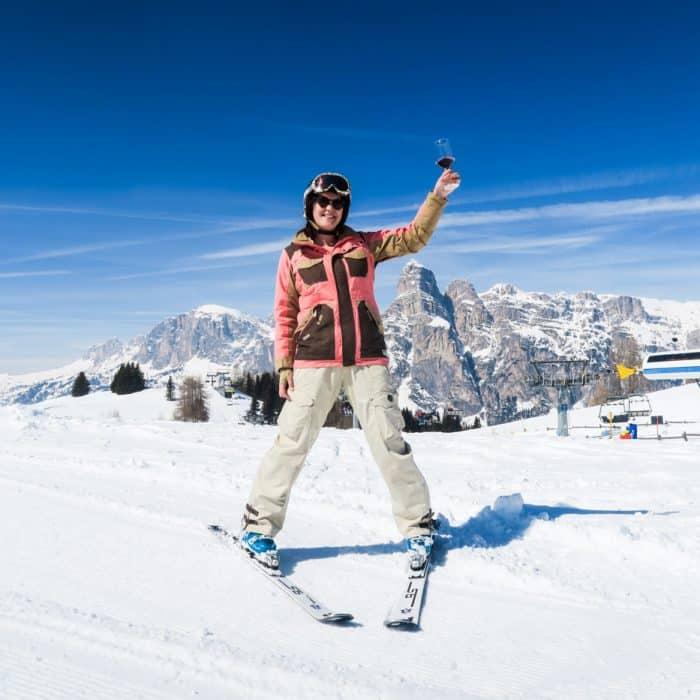 De beste wintersport ooit: Wine Ski Safari in Sud-Tirol!