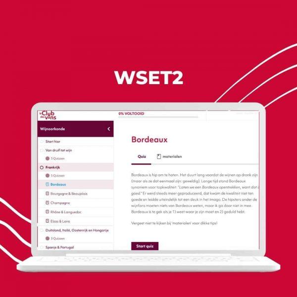 wset2 examentraining