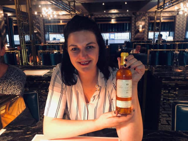 Yquem in London